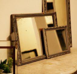 Transformation de cadres en miroirs