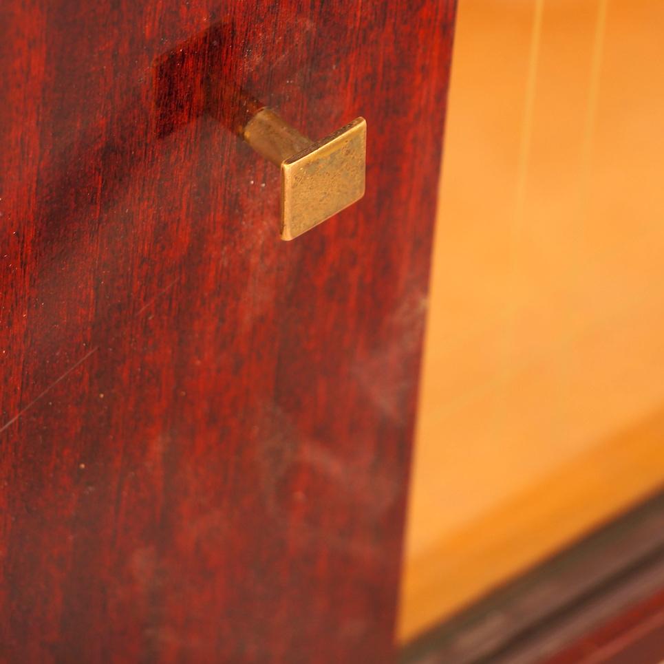 meuble dappoint double porte vintage detail poignee kontrast design. Black Bedroom Furniture Sets. Home Design Ideas
