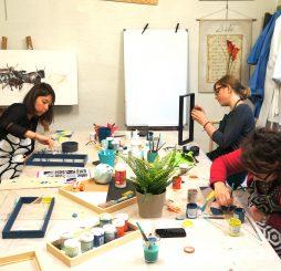 Atelier DIY «Plateaux Graphiques»