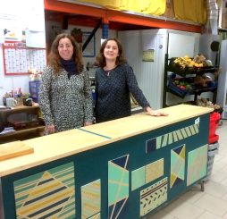 Atelier collectif – Epicerie solidaire