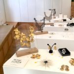 Supports colliers pour Rose Luker Jewellery
